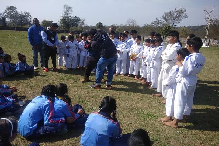 Anunaad Public School-Physical Education