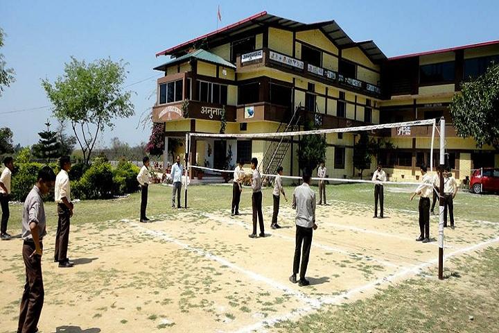 Anunaad Public School-Sports