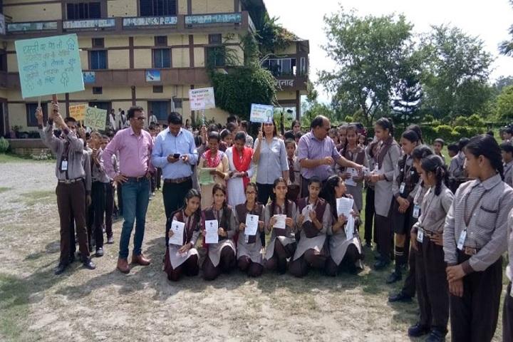 Anunaad Public School-Rally