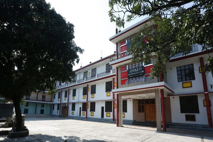 Apollo International School-Campusview