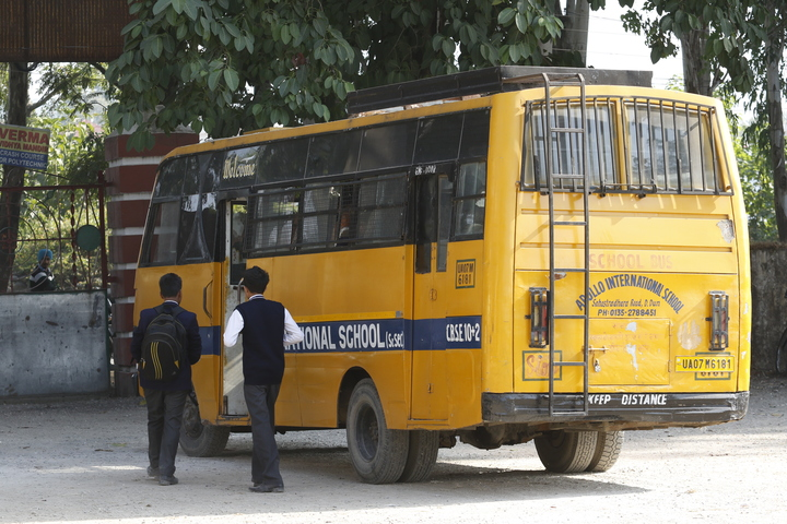 Apollo International School-Transport