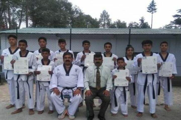 Army Public School-Martial Arts