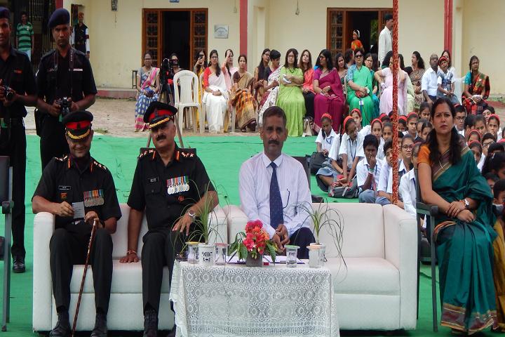 Army Public School No 2-Event
