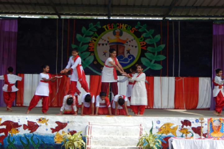 Army Public School No 2-Group Dance