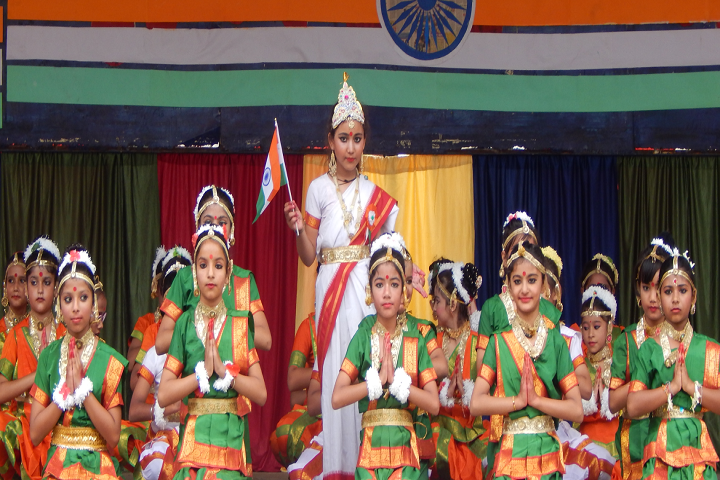 Army Public School No 2-Independence Day Celebration