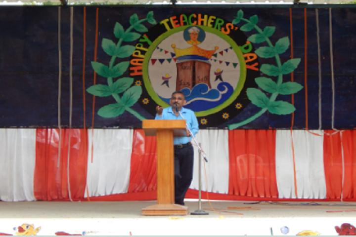 Army Public School No 2-Speech