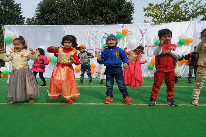 Ascent Public School-Dance Performance