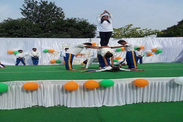 Ascent Public School-Patriotic Day