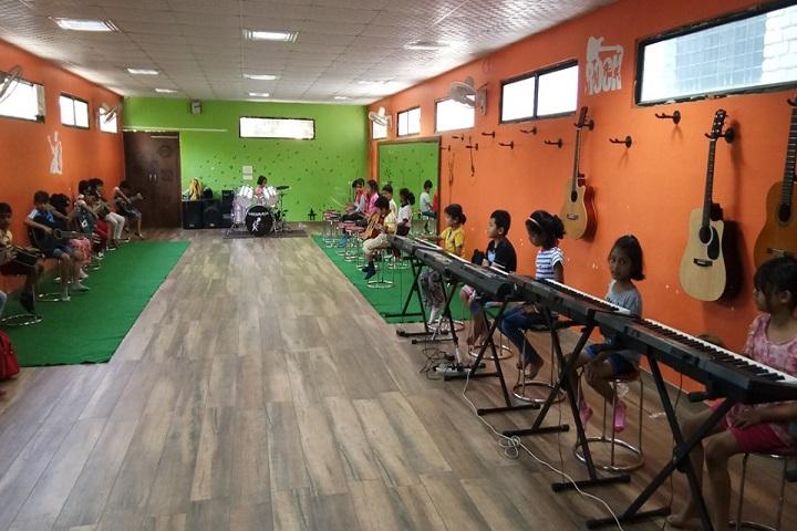 Aurum The Global School-Music Room