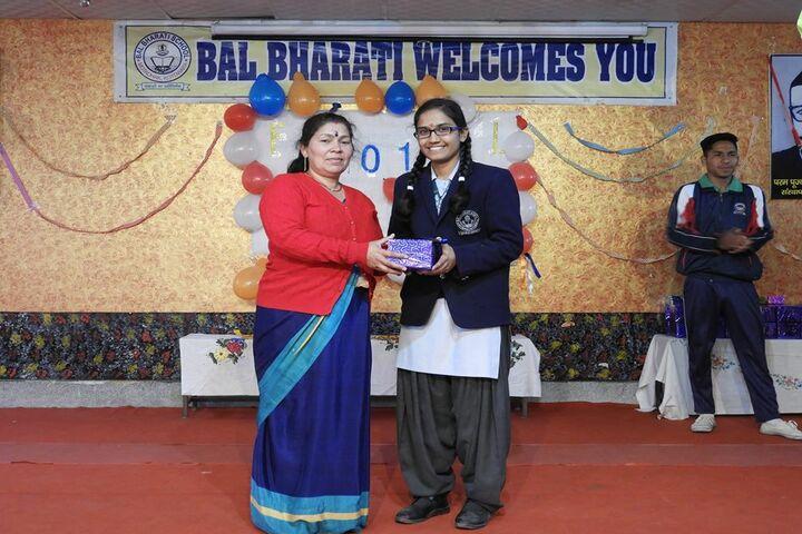 Bal Bharati School-Annual Prize Distribution