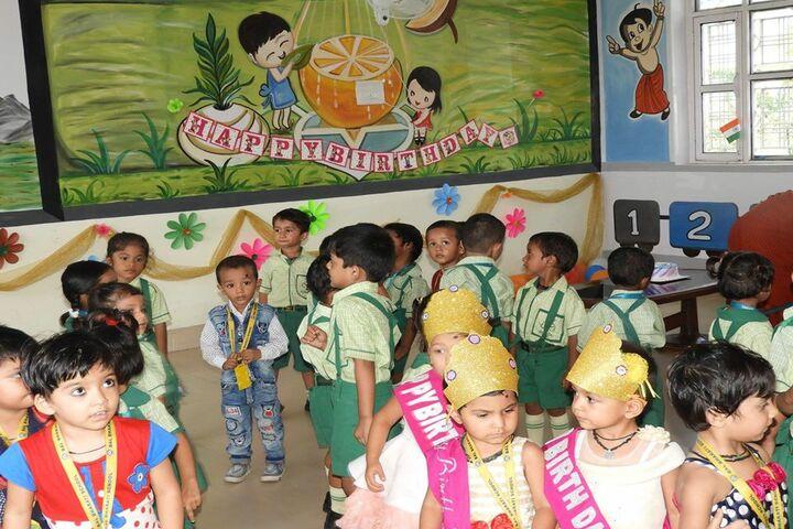 Bal Bharati School-Childrens Day