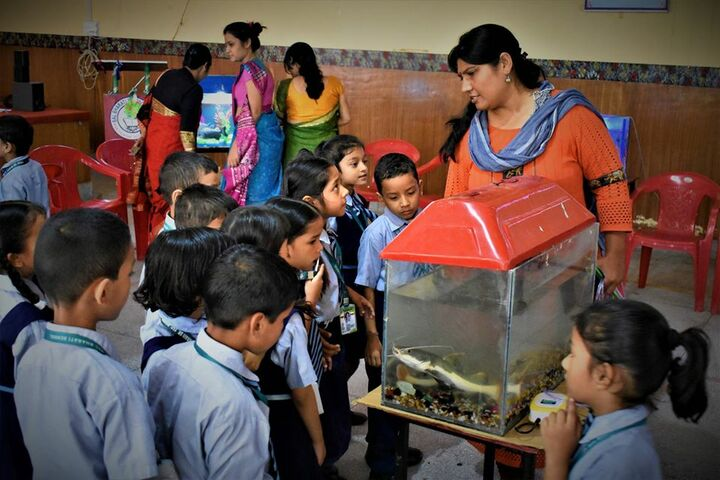 Bal Bharati School-Excursion