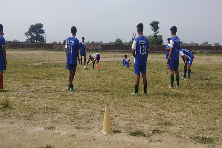 Bal Bharati School-Ground