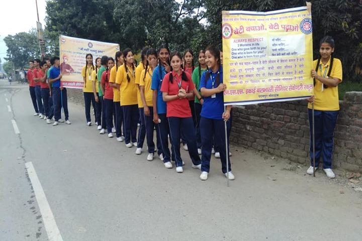 Bal Bharati School-Ralley