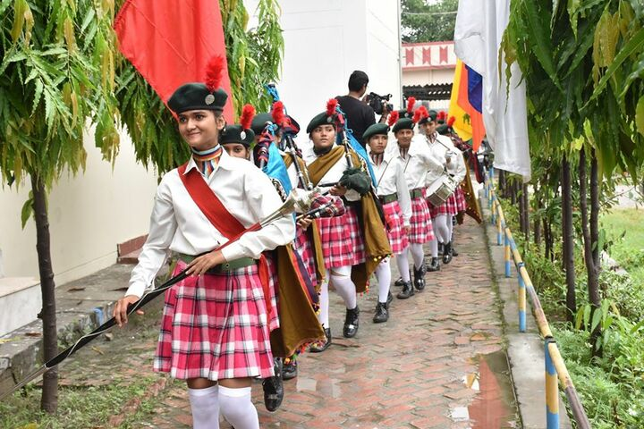 Bal Bharati School-Scoutt And Guide