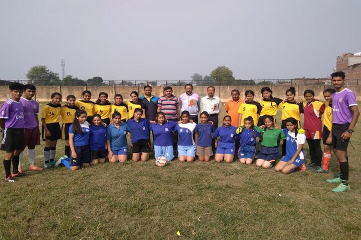Bal Bharati School-Sports