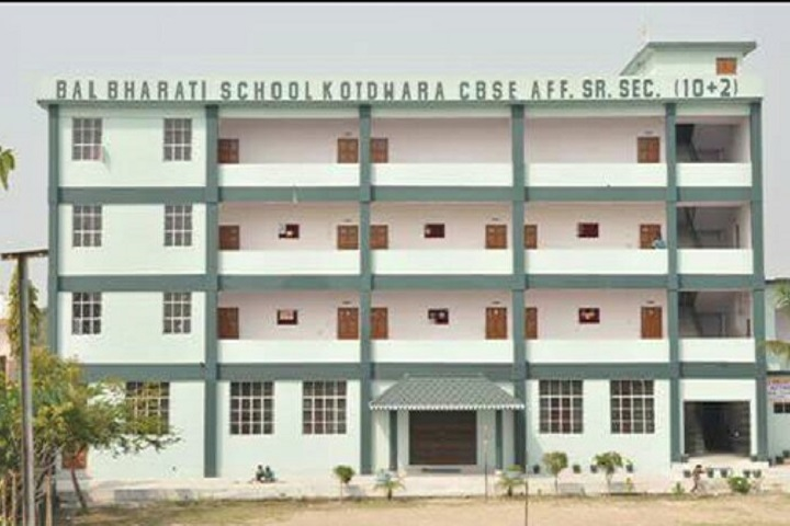 Bal Bharati School-Campus View