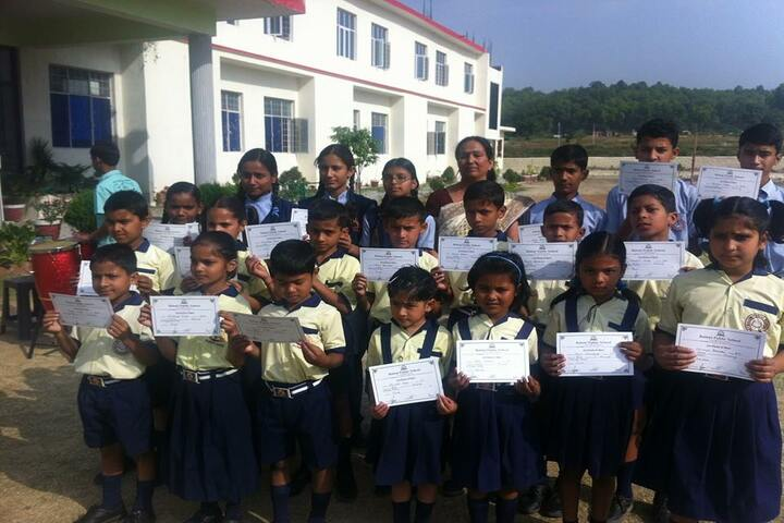 Baluni Public School-Dance Achievement