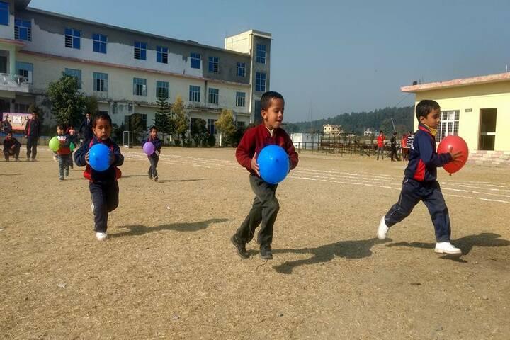 Baluni Public School-Dance Games