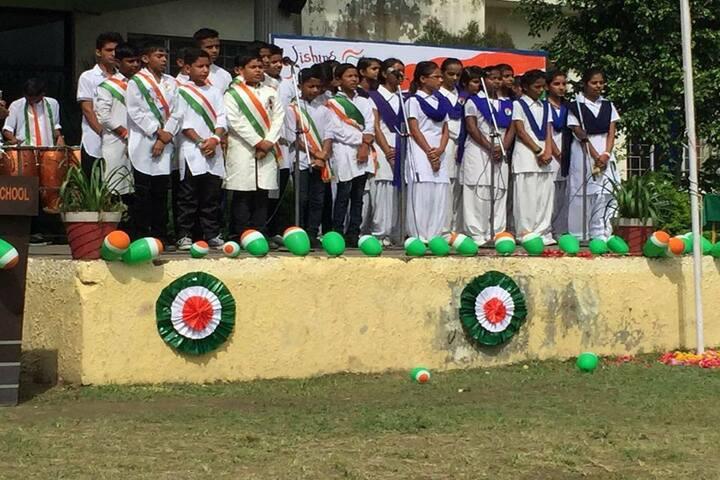 Baluni Public School-Singing