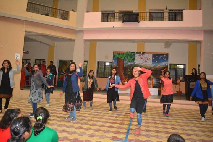 BLM Academy Senior Secondary School-Dance Performance