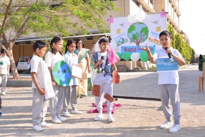 BLM Academy Senior Secondary School-Earth Day