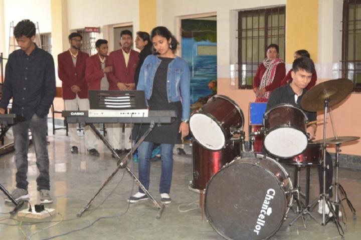 BLM Academy Senior Secondary School-Music Room