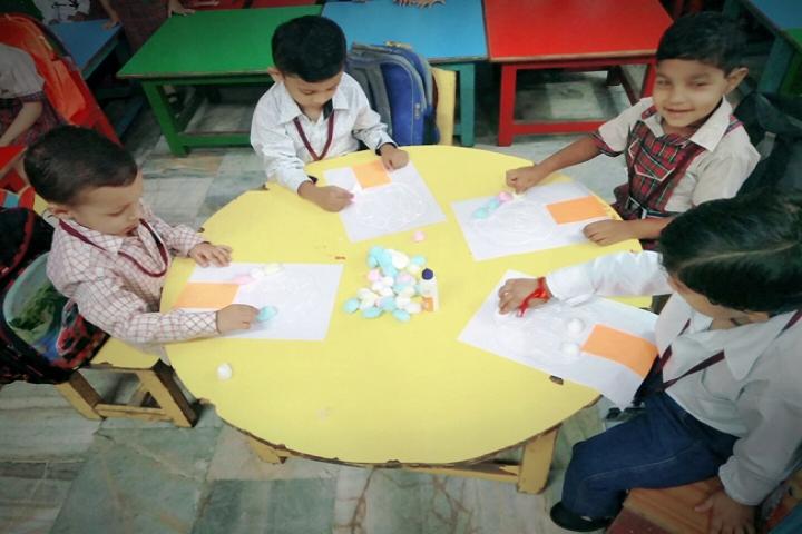 Bmdav Public School-Art and Craft