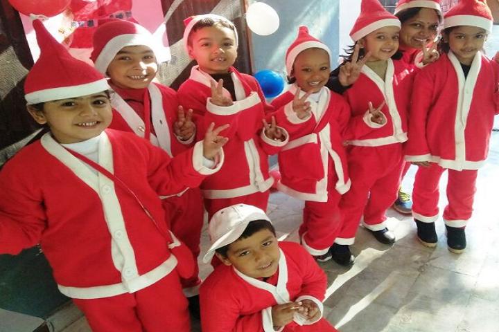 Bmdav Public School-Christmas Celebrations