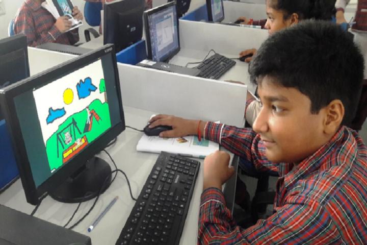 Bmdav Public School-Computer Lab
