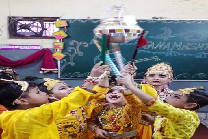 Bmdav Public School-Festive Celebrations