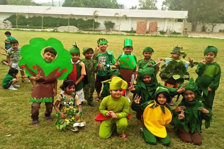 Bmdav Public School-Green Day