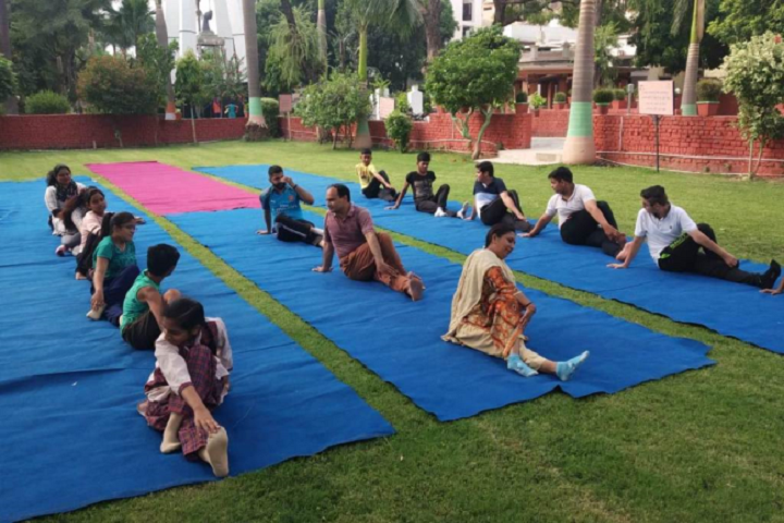 Bmdav Public School-Physical Education