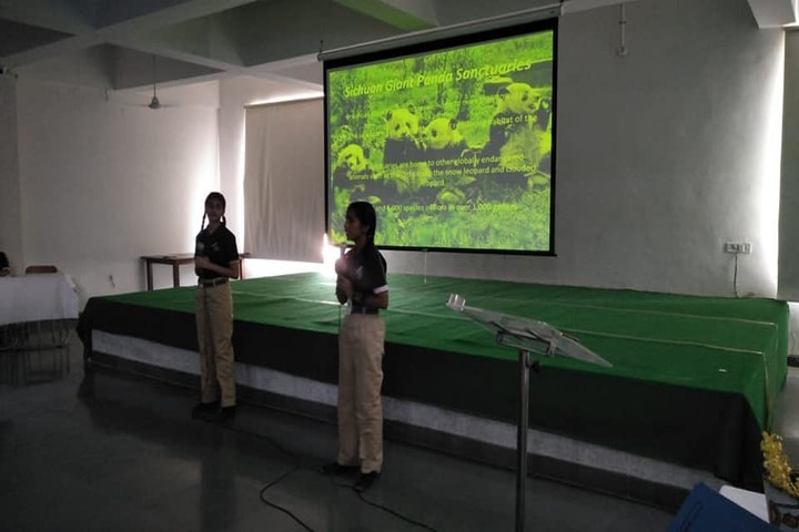 BML Munjal Green Medows School-PPt Presentations