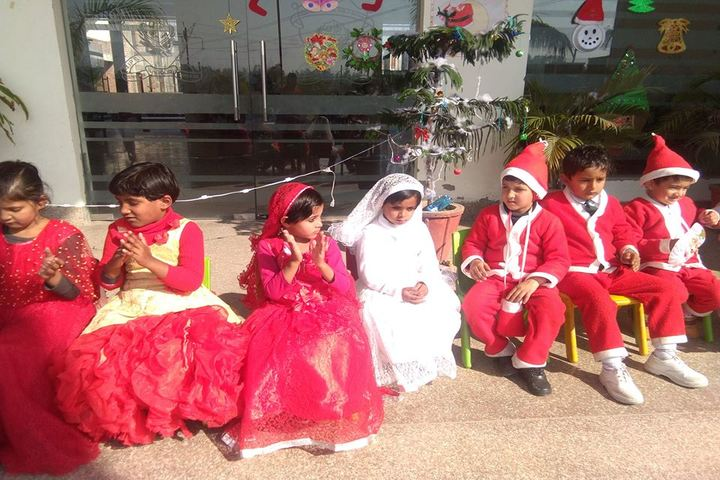 Braj International Public School-Christmas Celebrations