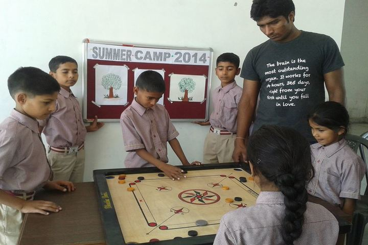 Braj International Public School-Indoor Games