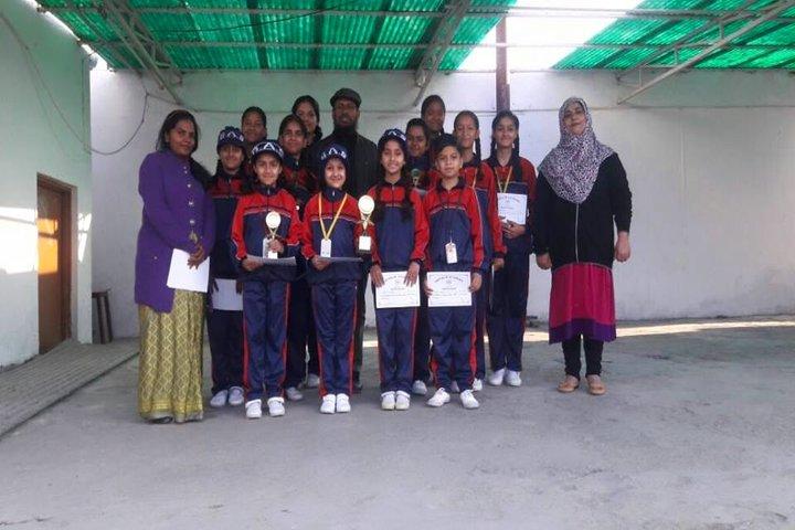 Bright Angels School-Achievement