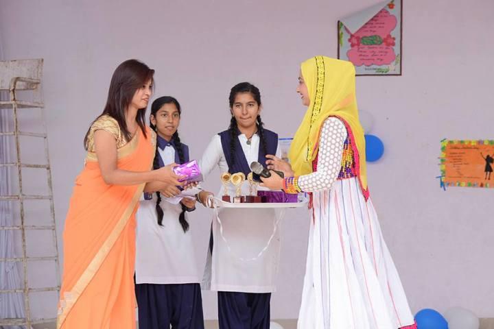 Bright Angels School-Prize Distribution