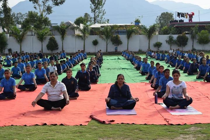 Bright Angels School-Yoga