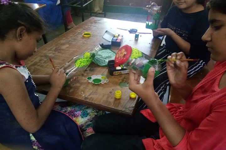 Chandra Shaikhar Senior Secondary Public School-Art and Craft