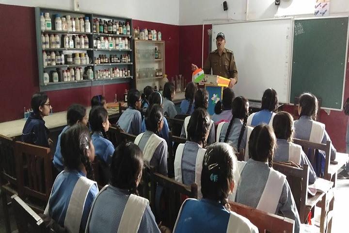 Chandra Shaikhar Senior Secondary Public School-Awareness Programme