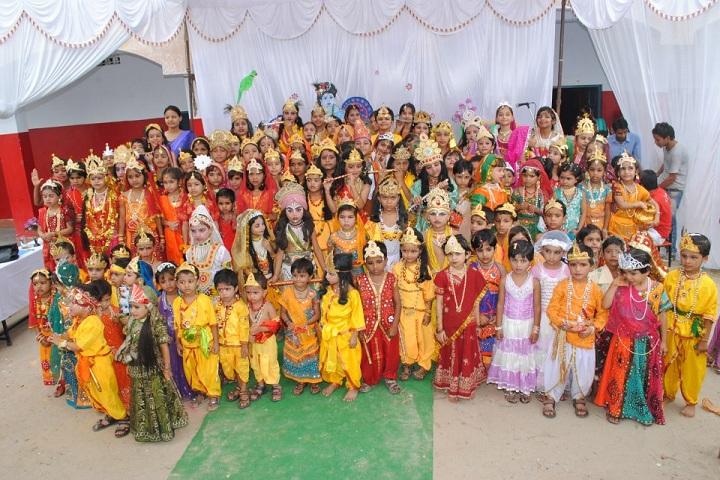 Chandra Shaikhar Senior Secondary Public School-Festive Celebrations