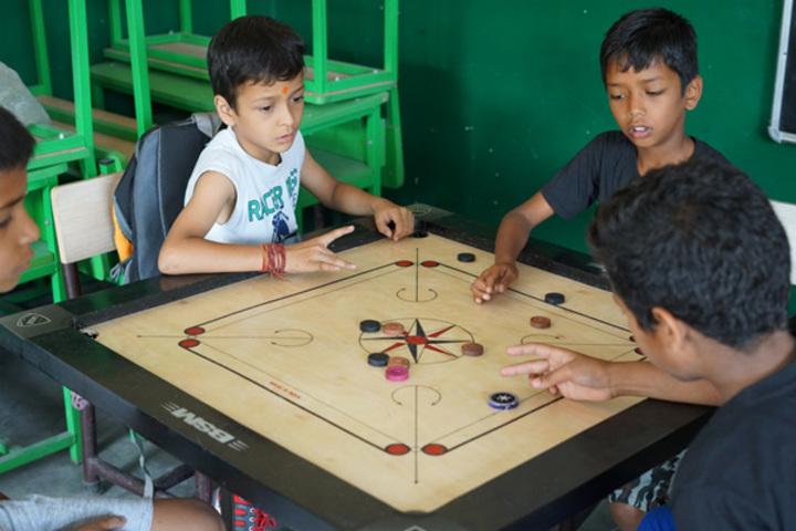 Charless Wain Academy-Indoor Games