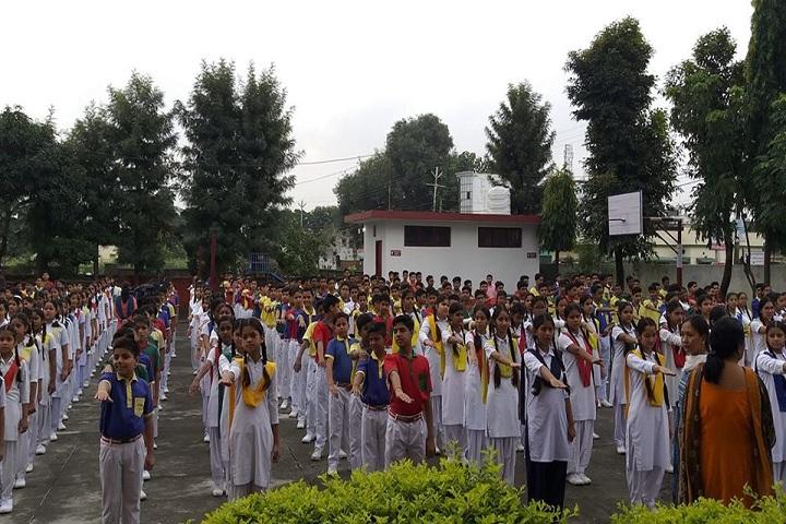 Children Modern Academy-Assembly
