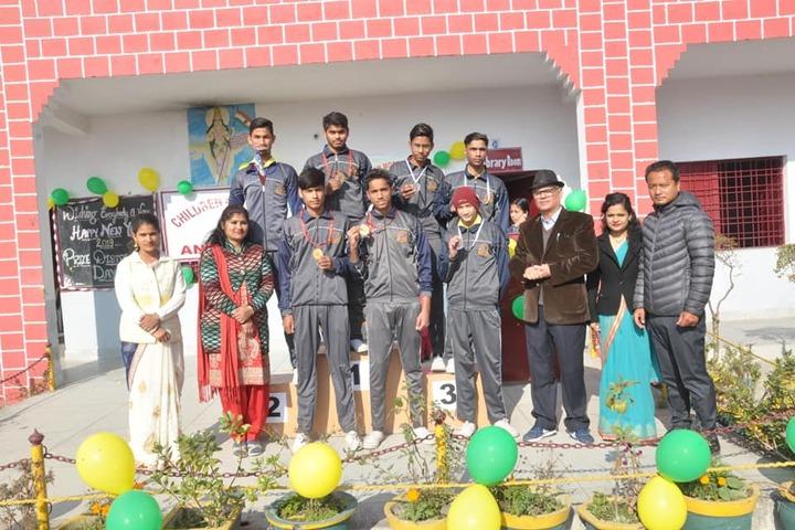 Children Modern Academy-Sports Champions