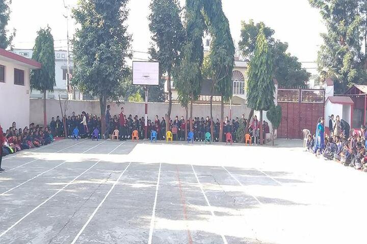 Children Modern Academy-Sports Day