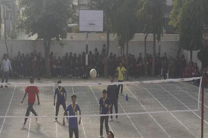 Children Modern Academy-Volley Ball Ground