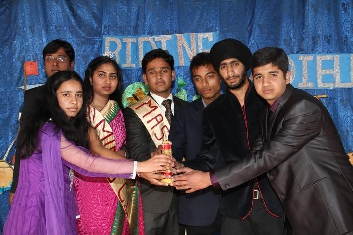 Childrens Academy Senior Secondary School-Farewell Party