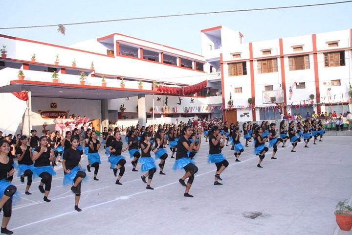 Childrens Academy Senior Secondary School-Flashmob