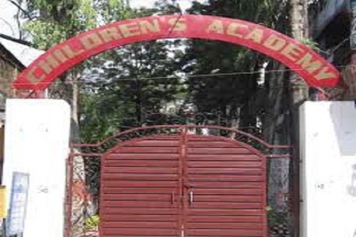 Childrens Academy Senior Secondary School-School Entrance